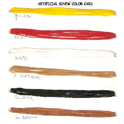 ARTIFICIAL SINEW gold